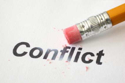 conflict-interior