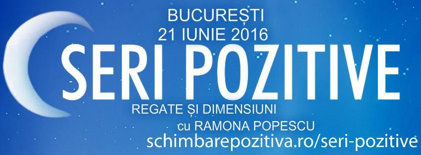 """""""Regate şi Dimensiuni"""" – Invitată: Ramona Popescu"""