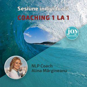 Sesiune individuală de coaching 1 la 1